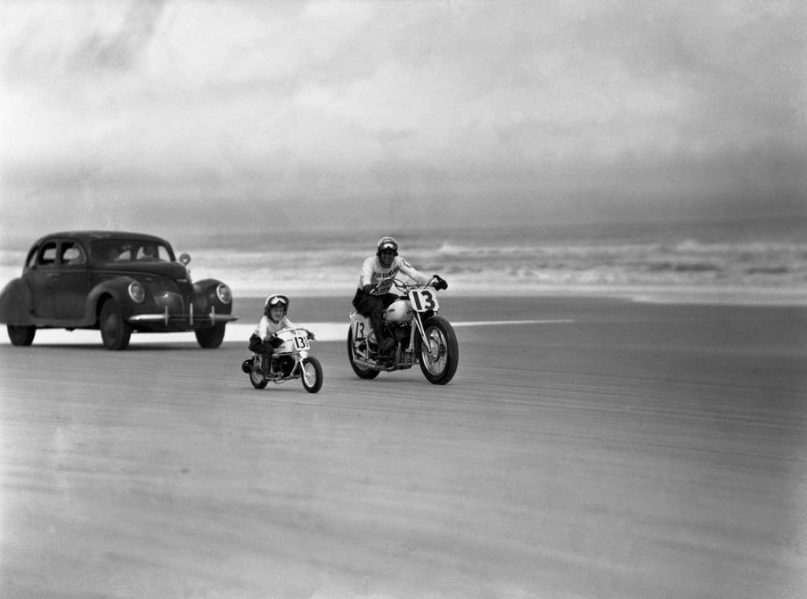 Free Ride, KOLBEN MOTORCYCLES Co.