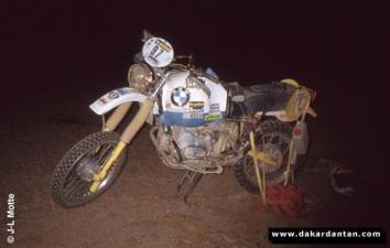 KOLBEN MOTORCYCLES DAKAR 1983-5